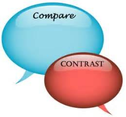 How to Write a Compare and Contrast Essay: Outline, Body